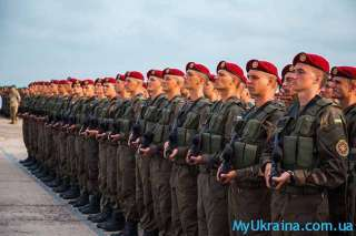Військова служба за контрактом в Національної гвардії України! title=