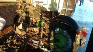 Продам мотоцикл к750 title=