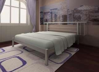 Продается односпальная и двухспальная металлическая кровать.Новая!  title=