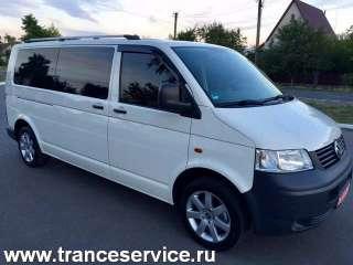 Пассажирские перевозки Донецк-Киев-Донецк