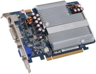 Nvidia GeForce 7300GT (Asus)/PCi-E/512МB GDDR2/128bit/DVI/VGA/TVO title=