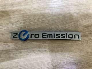 Nissan Leaf (ниссан лиф) эмблема крышки багажника title=