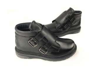 Натуральные кожаные ботинки, Bistfor, размеры с 33 по 41