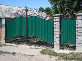 Ворота,калитка,купить ворота в Кривом Роге
