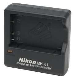 Зарядное устройство для фотоаппарата Nikon MH-61