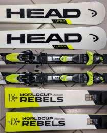 Head Wc Rebels I.Speed Бу лижі з кріпленням title=