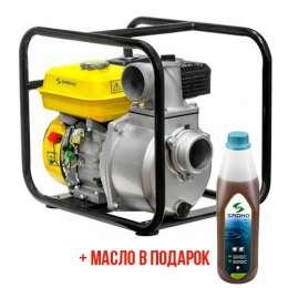 Мотопомпа Sadko WP-8030 (60 м.куб/час, для чистой воды) title=