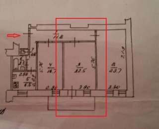 Комната 23кв.м в квартире на Подоле, м. Почтовая, Без комиссии