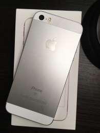 IPhone SE 16GB Silver title=
