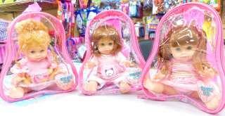 Кукла в рюкзаке 16см  title=