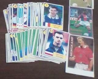 Футбол ( Журнали, наклейки, вирізки).  title=