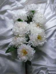 Искусственные цветы,  пионы, гортензия