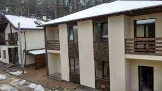 Купить дом-дуплекс в Лесной Буче! Коттеджный городок в лесу!  title=