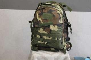 Тактический (военный) рюкзак Raid лес M.O.L.L.E title=