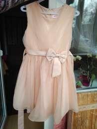 Очень красивое нарядное платье title=
