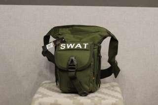 Тактическая универсальная (набедренная) сумка Swat олива  title=