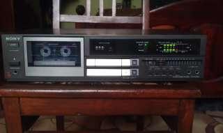 Продам Hi-Fi кассетную деку Sony TC-FX4040 title=