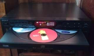 Продам HI-FI CD плеер Sony CDP-C315 title=
