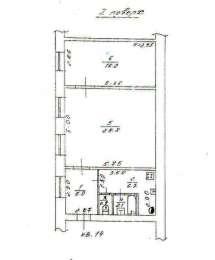Продам двухкомнатную квартиру на Малой Арнаутской. СОБСТВЕННИК. ЦЕНТР. title=