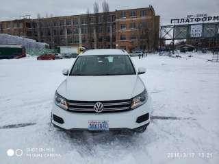 Срочно продам Volkswagen Tiguan 2016 в идеальном состоянии и не только
