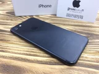 iPhone 7 128Gb Neverlock Black. С гарантией! Рассрочка!