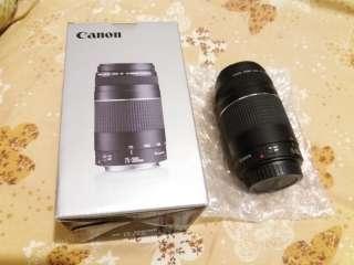 Телеобьектив Canon EF 75-300mm f/4.0-5.6 III title=