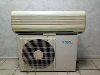 Продам кондиционер Funai б/у на 35 м²