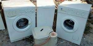 Скупка прием и вывоз старых нерабочих бу стиральных машин в Киеве