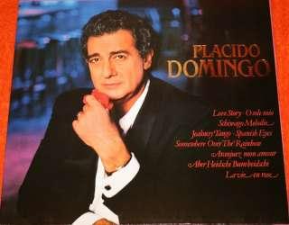 Коллекционная пластинка Пласидо Доминго/ Placido Domingo