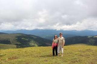Отдых летом в горах Закарпатья в 2019г.Усадьба Алекс.
