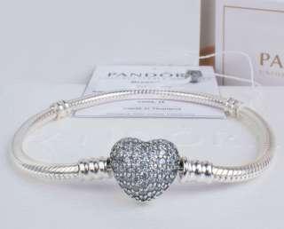 браслет Pandora сердце паве оригинал коробка п 1 595 грн мода