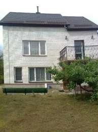 Вишгород, Сади Дніпра, 2х пов цегляний будинок 216 кв.м title=