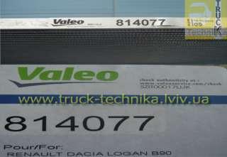 Радиатор кондиционера, Dacia Duster, Logan, Logan Express, Logan MCV,  title=
