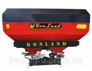 Разбрасыватель минеральных удобрений KonLand KG 1000-2D -  title=