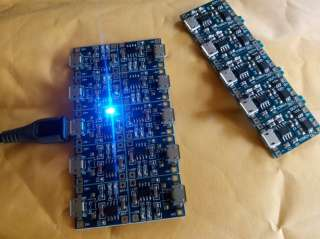 BMS контроллер для li-ion 1s 2s 3s 4s title=