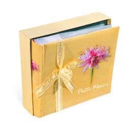 Фотоальбом в подарочной коробке на 200 фото 10х15 title=