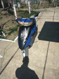 Продам скутер Honda dio 35 gblk title=