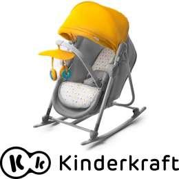 """Детский шезлонг-качалка 5 в 1 Kinder Kraft """"UNIMO"""" title="""