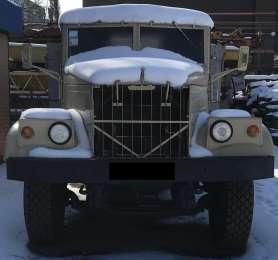Продаем бортовой грузовой автомобиль КрАЗ 257, 12 тонн, 1982 г.в. title=