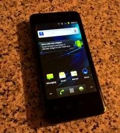 Смартфон LG G2x P999. title=