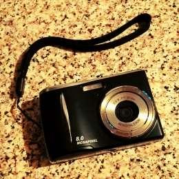 Фотоаппарат Цифровой. 8MP CMOS Фотокамера DCS850. title=