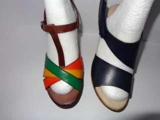 Модные босоножки, натуральные, удобные Le Follie - Испания, возм. прим