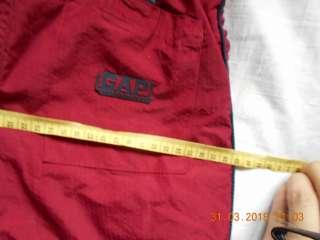 Демисезонные штаны из плащевки