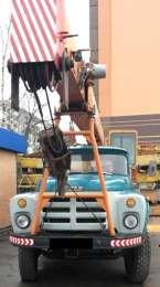Продаем автокран ДАК КС-3575А, 10 тонн, ЗИЛ 133ГЯ, 1989 г.в. title=