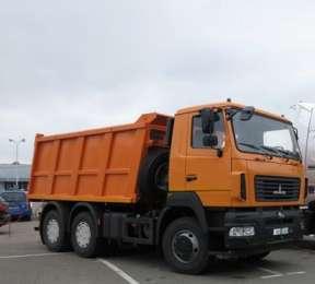 Новый самосвал МАЗ-6501C5-584-000