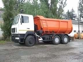 Новый самосвал МАЗ-6501С5-520-000
