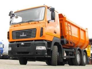 Новый самосвал МАЗ-6501С5-521-000