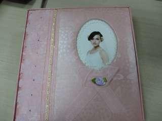 Нежнейший, красивый свадебный альбом в коробке title=