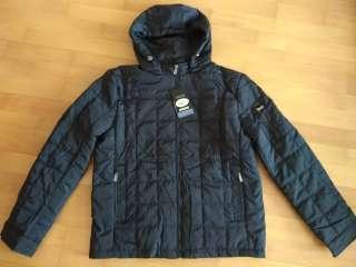 Демисезонная мужская куртка Black&Fish title=