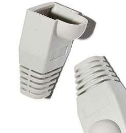 Изолирующие колпачки для кабелей RJ45,  0,50 грн title=